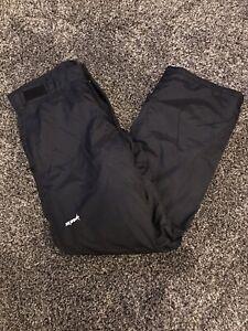 Esquirla Snow Ski Bib Pants Waterproof Insulated Snowboard Trousers Detachable Bib