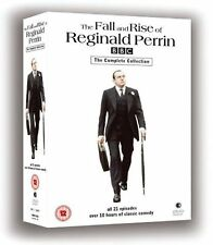 The Fall And Rise Of Reginald Perrin The Complete BBC Series Collection NEW DVD