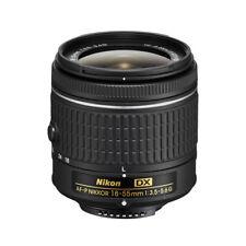 Nikon 18-55mm f/3.5-5.6G AF-P DX Zoom-Nikkor Autofocus Lens