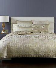 Hotel Collection Fresco Gold King Comforter Woven Jacquard  $485 MACYS