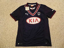 NWT Puma 2013/2014 Girondins de Bordeaux Blue Home Jersey (Men Size Large)