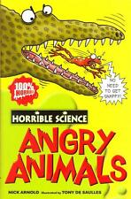 Horrible Science  * ANGRY ANIMALS * Brand NEW PB