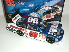 """2008 Dale Earnhardt Jr #88 National Guard 1/24 Scale Diecast """"Black Chassis"""" GMC"""