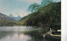 BF21385 le lauzet les alpes de h prov le lac france  front/back image
