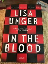 In the Blood by Lisa Unger *HB*