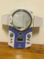 jWIN JX-M35 AM FM Shower Radio CD Player With Fog Free Mirror