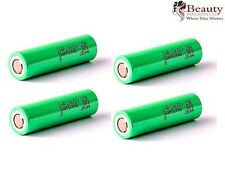 4x Genuine Samsung 18650 25R INR 3.7 2500mAh 20 35A Rechargeable Battery Vape
