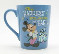 Funko Disneyland 65th Anniversary The Happiest Place On Earth Mug