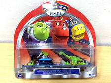Tomy Ludorun Chuggington Diecast Dinosaur And Camera Cars Train Kid Car Toy