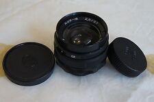 MIR-1-V 37mm f2.8 lens M42 Zenit Pentax Bessaflex