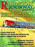 Railmodel Journal September 2007 Santa Fe 4-8-4, Modeling Industries