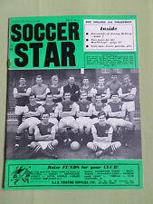 SOCCER STAR - UK FOOTBALL MAGAZINE - 15 OCT 1965 - ASTON VILLA F.C