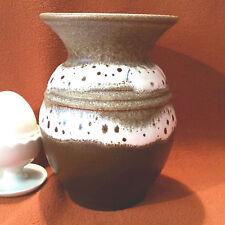 Sehr seltene Fat Lava Vase Steuler West Germany 70er Jahre Form 7-15