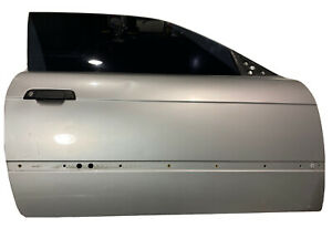 1992-1999 BMW E36 3 Series 2DR Coupe Cabrio Right Door Titan Silver Red
