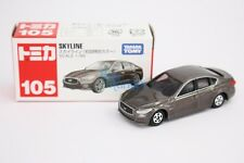 Takara Tomy Tomica #105 Skyline (1st) Dark mini Japan Scale 1/66 Diecast Toy Car