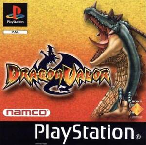 Dragon Valor | PlayStation 1 PS1 Used