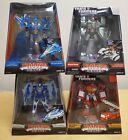 Transformers Titanium Series Lot Of 4 MISB  For Sale