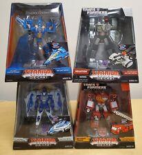 Transformers Titanium Series lot of 4 MISB
