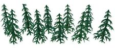 Christmas Cake Decorations 10 x trees / trees christmas tree / yule log