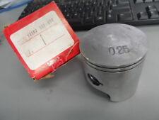 NOS Honda CR250M Elsinore K0 1973 OEM Piston 0.25 13102-381-000
