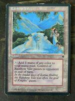 Rainbow Vale DMG-HP Fallen Empires Rare Reserved List English EDH Commander