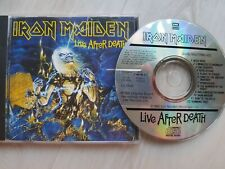 IRON MAIDEN Live After Death, CD /1985/12 Songs