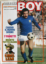 CORRIER BOY 51 1976 Franco Causio Patty Pravo Bud Spencer Agostino Di Bartolomei