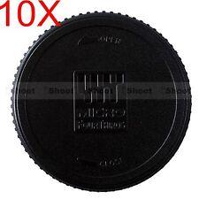 10x Rear Cap Cover for Olympus M4/3 Micro 4/3 Four Thirds M.Zuiko Digital Lens