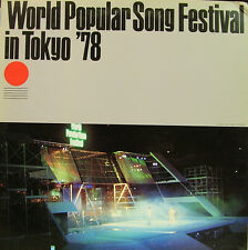 WORLD POPULAR SONG FIESTIVAL IN TOKYO 78-TINA CHARLES + EDOARDO VIANELLO +