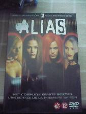 ALIAS saison 1 DVD English French  Jennifer Garner NEW