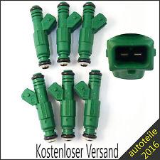 6x Einspritzdüse Injektor Einspritzventil 42lb/hr 440cc für Audi A4 0280155968
