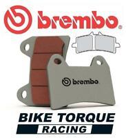 Brembo GP4-RX Caliper Brembo SC Sintered Front Brake Pads (1pk)