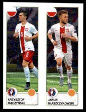 Panini Euro 2016 (Swiss Star Edition) Maczynski/Blaszczykowski Poland No.317
