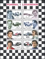 Austria 2006 Leyendas/coches de carreras de fórmula 1/F1/Grand Prix/personas Sht 8v (n15856)