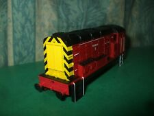 HORNBY BR CLASS 08 RED LOCO BODY ONLY - THOMAS