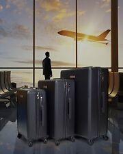 3pc Luggage Suitcase Trolley Set TSA Travel Hard Case Lightweight