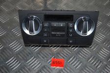 Audi A3 8P Klimabedienteil 8P0820043BM