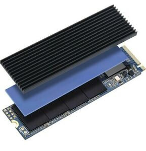 Heatsink SSD Heat Sink with Thermal Pad for M.2 NGFF PCIE NVMe 2280 SSD ps5.