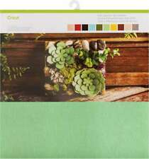 "Cricut Felt 12""X12"" Sampler 10 Sheets Summer Sky 093573256875"