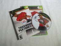 Tiger Woods PGA Tour 2006 (Microsoft XBOX) Complete CIB with Manual
