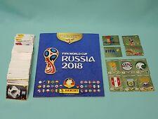 Panini WM 2018 Russia aussuchen aus allen 682 Sticker World Cup Russland
