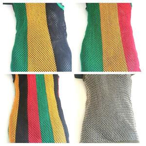 String vest unisex rasta/jamaica/africa