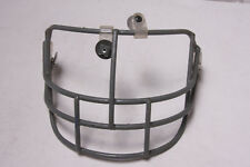 """Riddell Face Mask Wire Guard with Hardware 9"""" Wide - Old Store Stock Used S56B"""