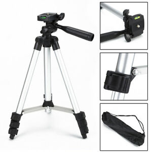 Universal Camera Camcorder Tripod Stand for Canon Nikon Sony Panasonic DSLR UK