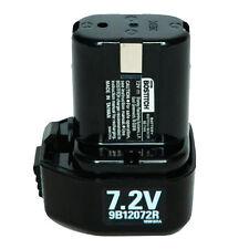 BOSTITCH 9B12072R 7.2v 1.4Ah Ni-CD Battery For GF33PTU