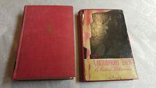 "( 2 ) Vintage Editions "" The Metropolitan Opera Gd. & Contemp. Ballet "" 1939-46"