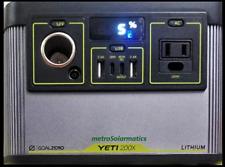 Goal Zero Yeti 200x Lithium Portable Power Station #GZ22070