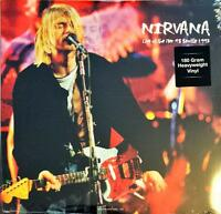 NIRVANA	Live At The Pier, Seattle  Lp Vinyl 33 Giri New Sealed