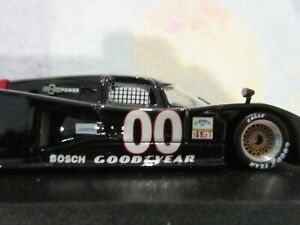 MARSH MODELS 1982 Lola T600 Interscope #00 Ted Field 1:43 IMSA. Chevrolet Power.