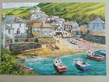 Gibsons Port Isaac Jigsaw Puzzle 500pc Terry Harrison Artwork Complete